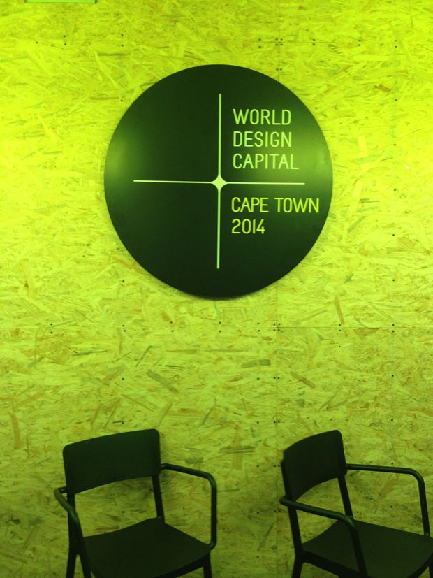 World Design Capital 2014 Office: Cape Town by FTC. #lovecapetown
