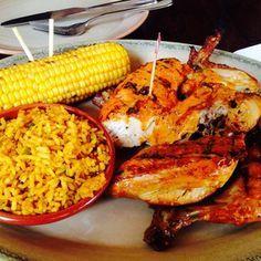 Nando's Peri-Peri Chicken | 19 London Foods That Will Ruin You For Life
