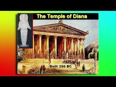 Turkey: Ephesus to Sardis - In the Steps of The Master Tour Part 2 - Video Diary