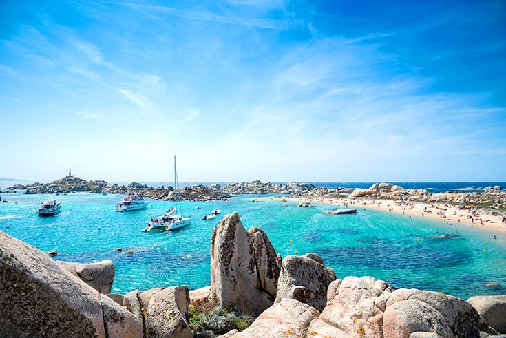 Korsika, Frankrike