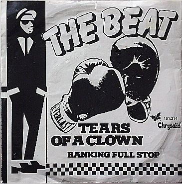 "The Beat - Tears of a Clown (Dutch 7"")"