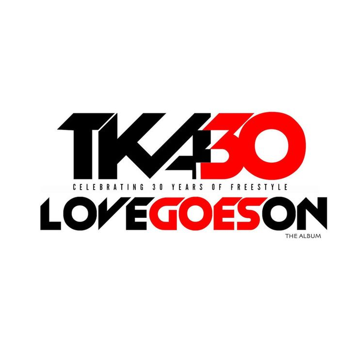 New #Release Love Goes On - TKA