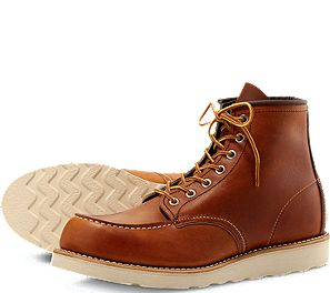 Red Wing Heritage - Footwear - Style No. 875 6-inch Boot