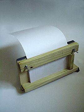 DIY Bookbinding Equipment