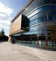 The Dugdale Centre exterior