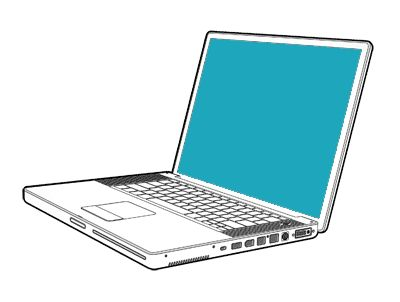 Картинки петухом, гифка ноутбук