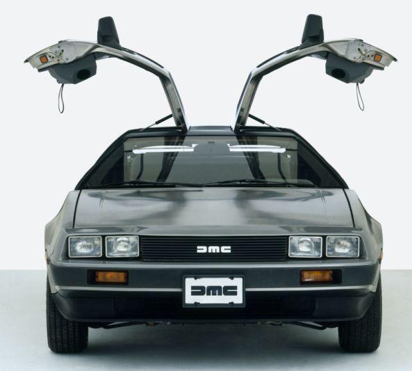 En #video el anuncio del regreso del DeLorean  Vehículos coche curiosidades historia