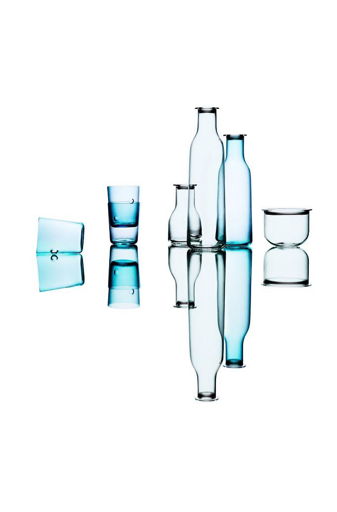 Karafka Minima (clear) - od HOLMEGAARD. Elegancki sposób do nakrycia stołu w trakcie przyjęcia! wszyscy będą zachwyceni :) #carafe #water #woda #akcesoria #accessories #kuchnia #kitchen #forhome #home #house #dladomu #design www.decosalon.pl