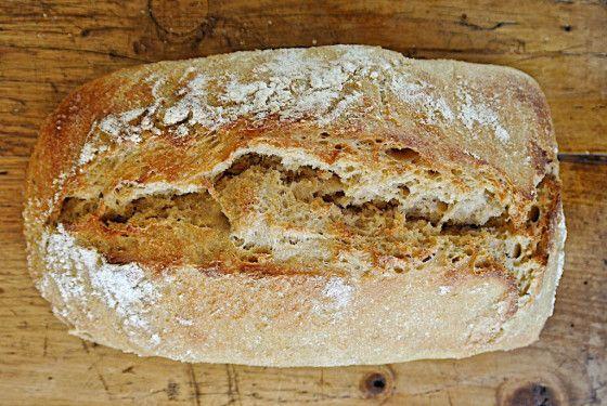 Chickpea flour bread                                                       …
