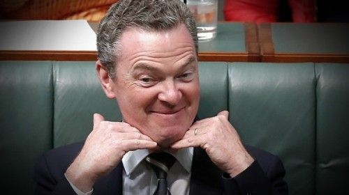 June 23, 2015 If anyone had any lingering doubts about Christopher Pyne being a privileged twat who is completely unsuited to be Minister for Education, unlikely I know, I present irrefutable proof... http://winstonclose.me/2015/06/23/pyne-must-go-written-by-kaye-lee/