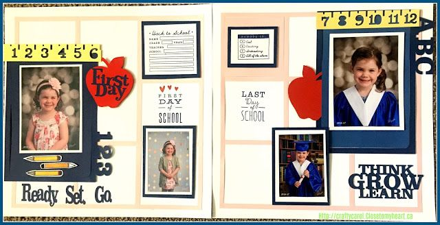 Crafty Carol : August Stamp of the Month Bloghop