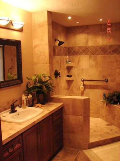 222 best images about handicap accessible bathroom on - Images of small bathroom remodels ...