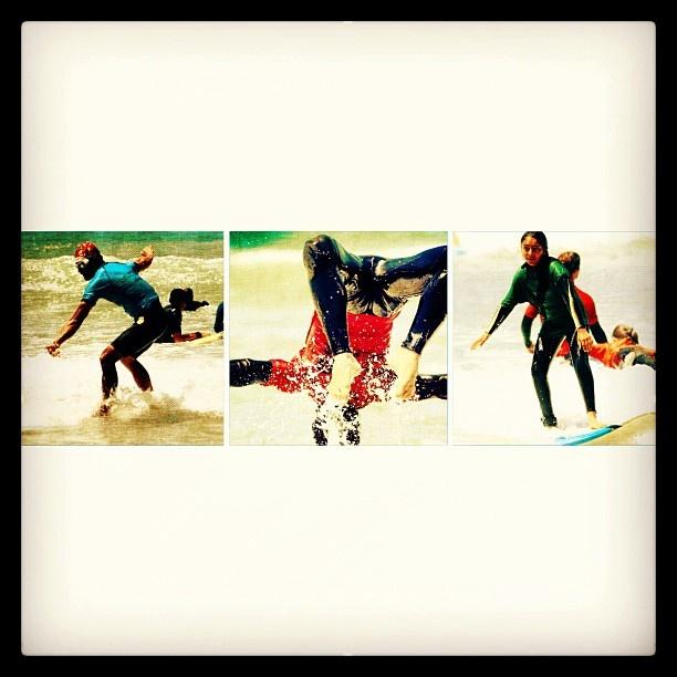 Surfshack Surfschool supported by Billabong SA,VonZipper and Palmers #InstapicFrames #PicCells #ColorSplurge #InstaSplash - @surfshack_capetown- #webstagram