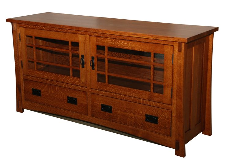 36 best Craftsman Style Media Cabinets images on Pinterest ...