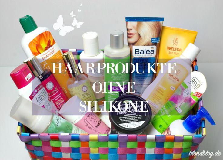 Neueste Drogerie Liste 2015: Alle Haarprodukte ohne Silikone. Shampoos, Spülungen, Haarkuren und Stylingprodukte. Finden Sie heraus ob ihre Haarpflege Silis