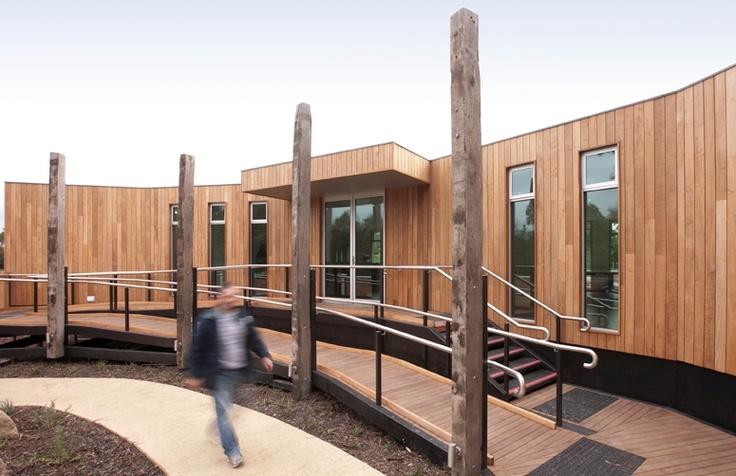 Woodform Architectural - Pacific Teak Cladding