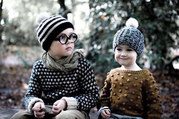 Bonnets & jacquard taowiyhgranny©