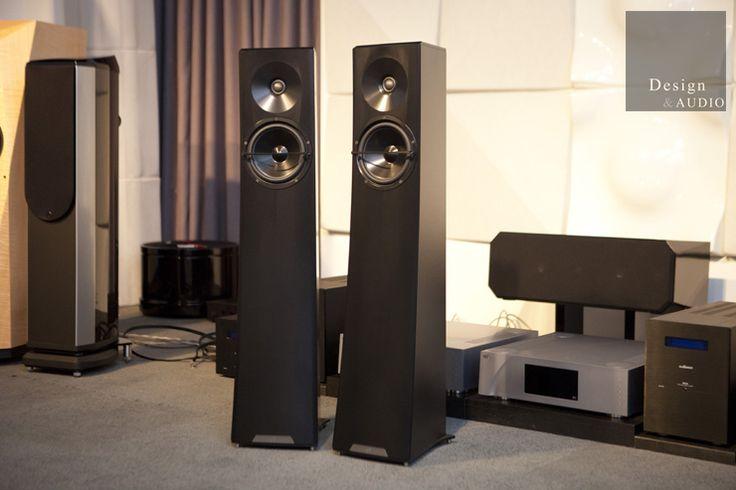 YG Acoustics Carmel 2 speakers