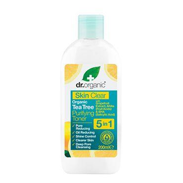 Dr Organic Skin Clear Toner