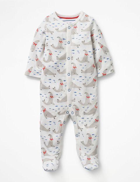 39d665711 Snuggly Printed Sleepsuit