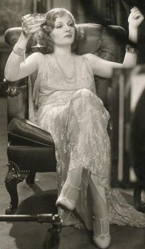 Tallulah Bankhead -  but she found film-making to be very boring and did not have the patience for it.