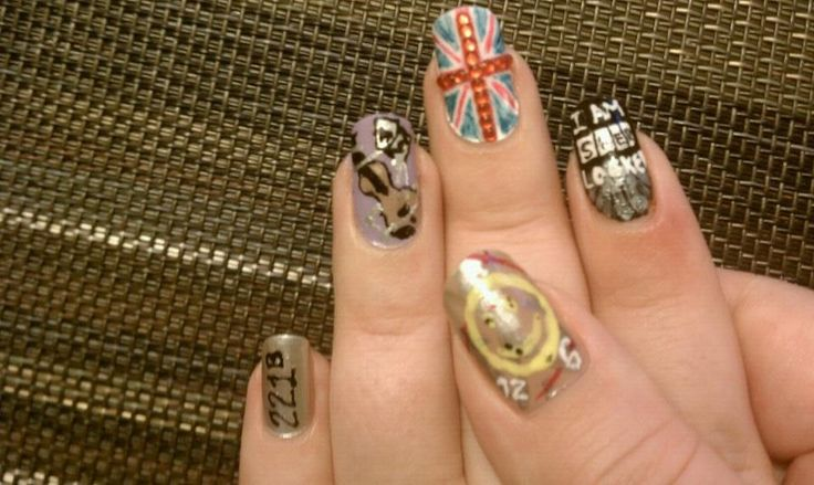 Sherlock, The Great Game nails.