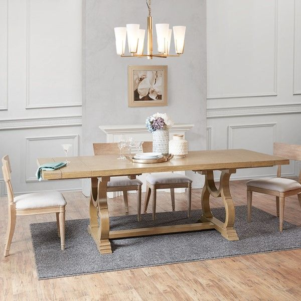 Madison Park Signature Linburg Extension Dining Table Extension
