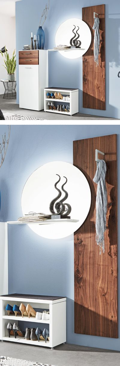 luxurioeses vorzimmer von ambiente powered by huelsta