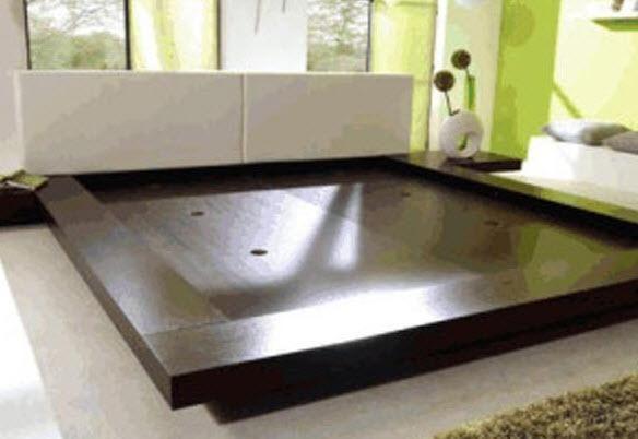 Japanese platform bed vig opal japanese style platform bed vgkcopal home pinterest - Japanese style platform bed plans ...