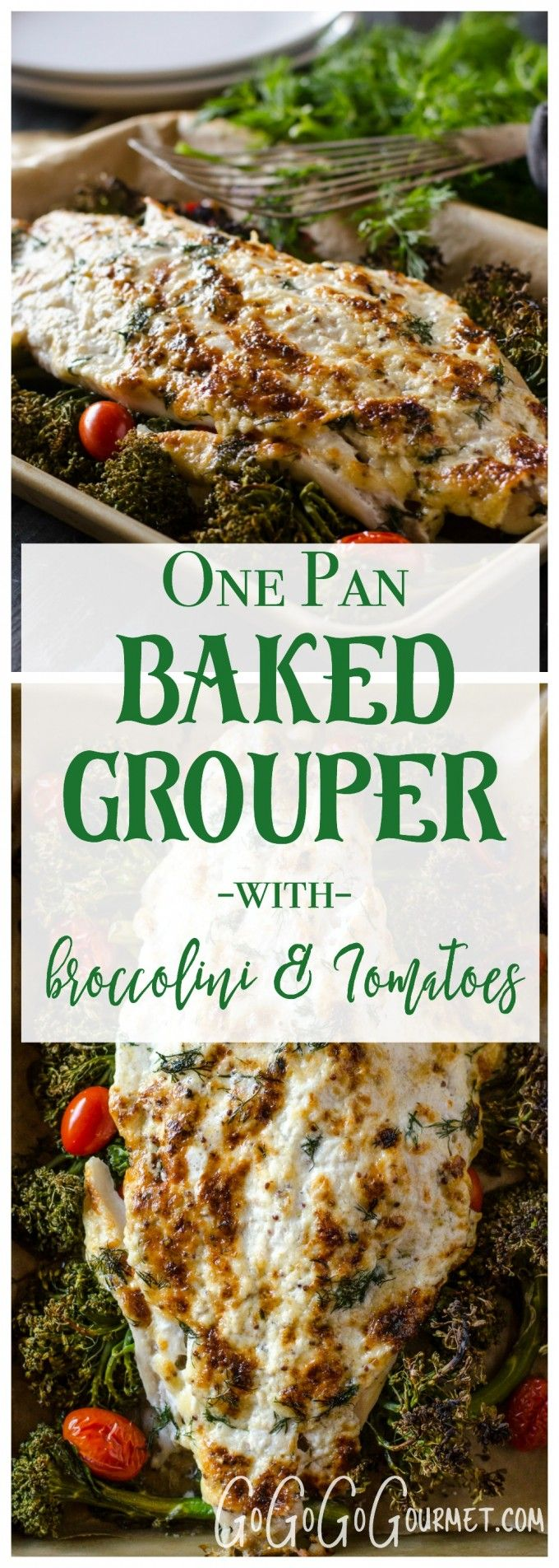 Easy grouper recipes baked