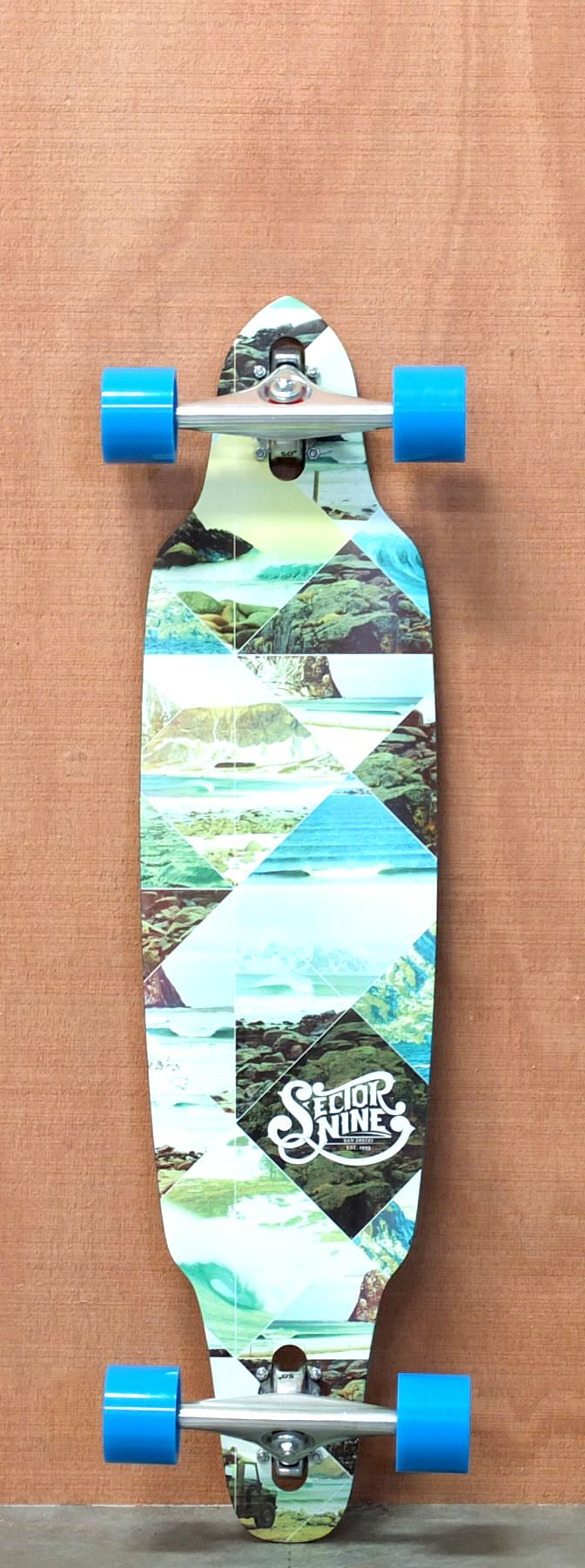 """Sector 9 38"""" Norseman Longboard Complete trying to save for it. So close yet so far"""