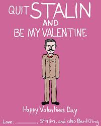 buy hitler valentine's day card