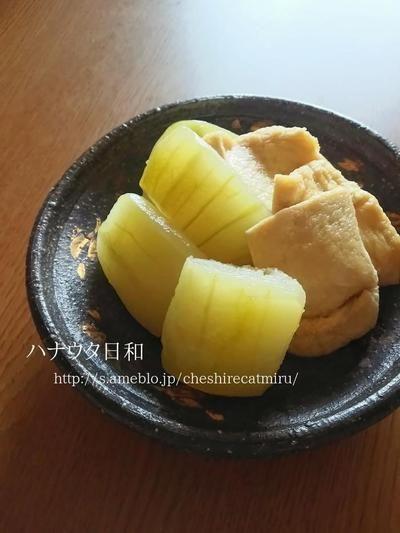 冬瓜の煮物 by miruさん | レシピブログ - 料理ブログのレシピ満載!