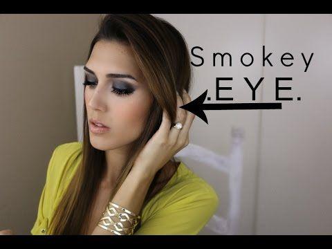Smokey Eye - Ojo Ahumado facil, Rapido y Sexy. Instagram: @ karelystips