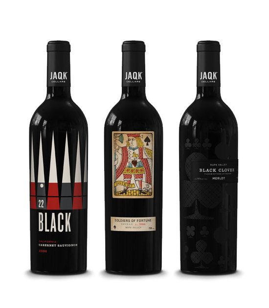 JAQK wine packaging and ID: Design Products, Jaqk Cellar, Wine Packaging, Wine Labels, Graphics Exchange, Graphics Projects, Wine Bottle, Graphic Projects, Labels Design