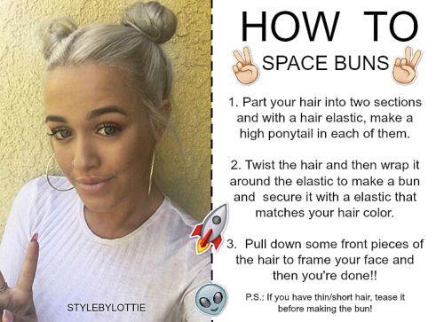 lottie tomlinson hair tutorial | Tumblr