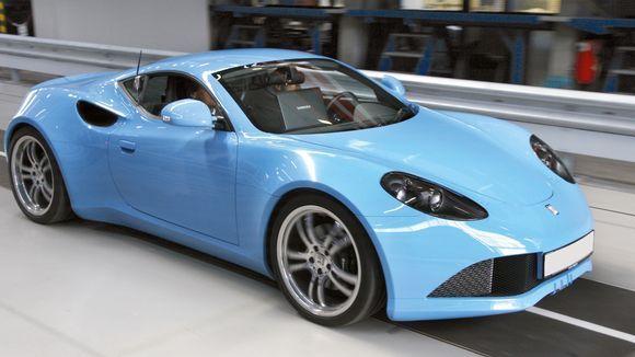 Elektroautos: Dieser Flitzer tankt Strom im Fahren