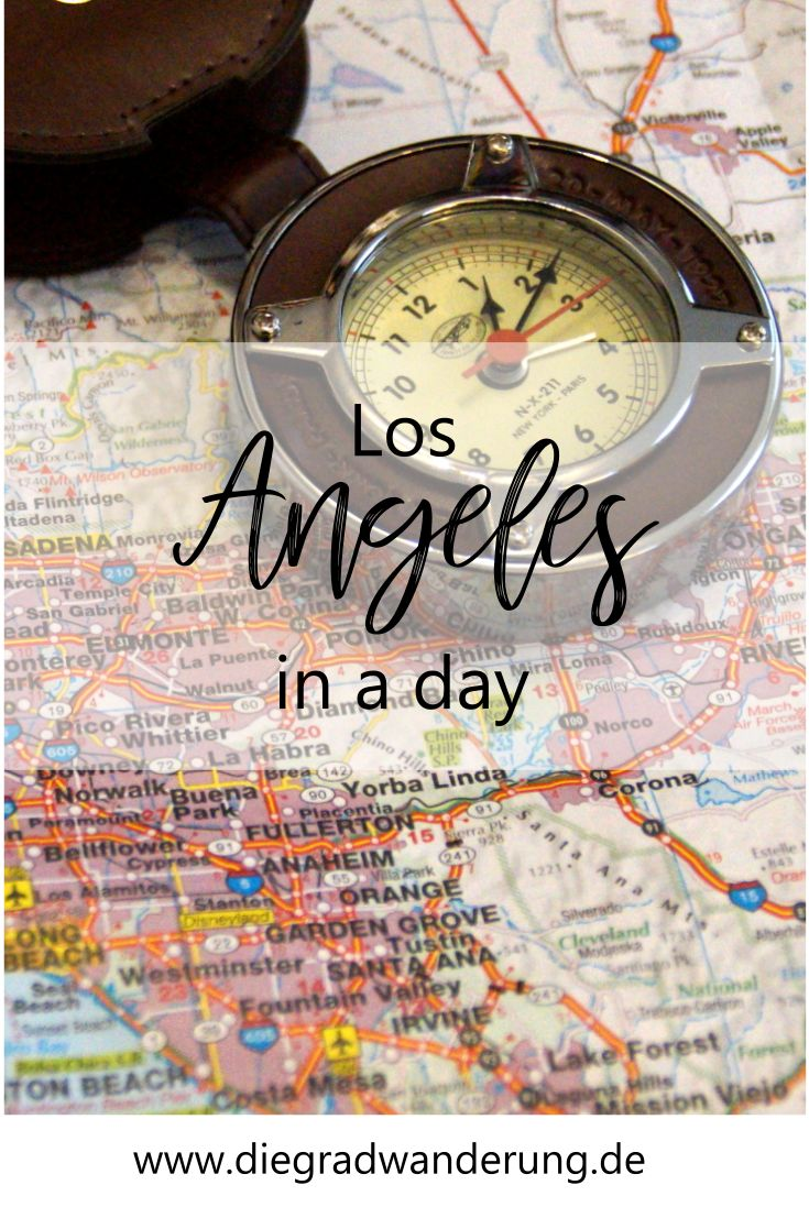 Los Angeles in a day
