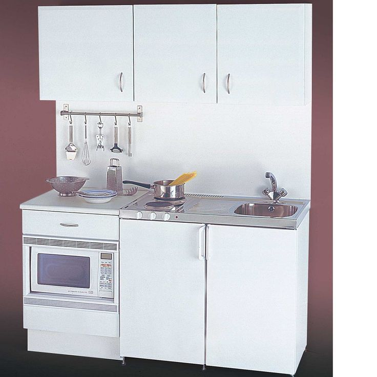 Compact Apartment Kitchens: Mini Kitchens: All In One For Tiny Houses And Micro