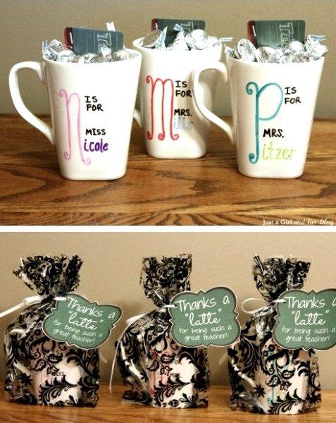 Christmas gift ideas for teachers boss best christmas for Easy gift ideas