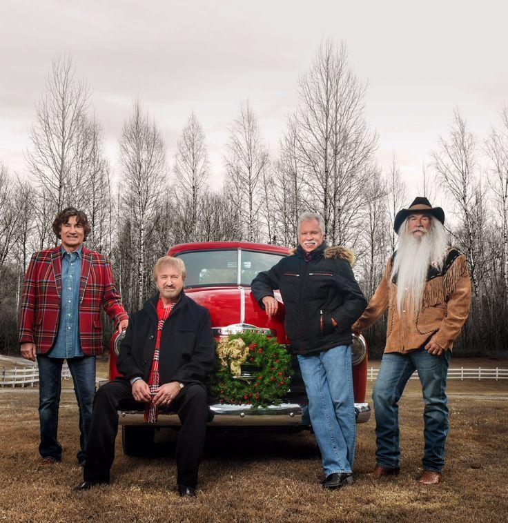 New Christmas Tour and album cover photo of The Oak Ridge Boys (@oakridgeboys) | Twitter