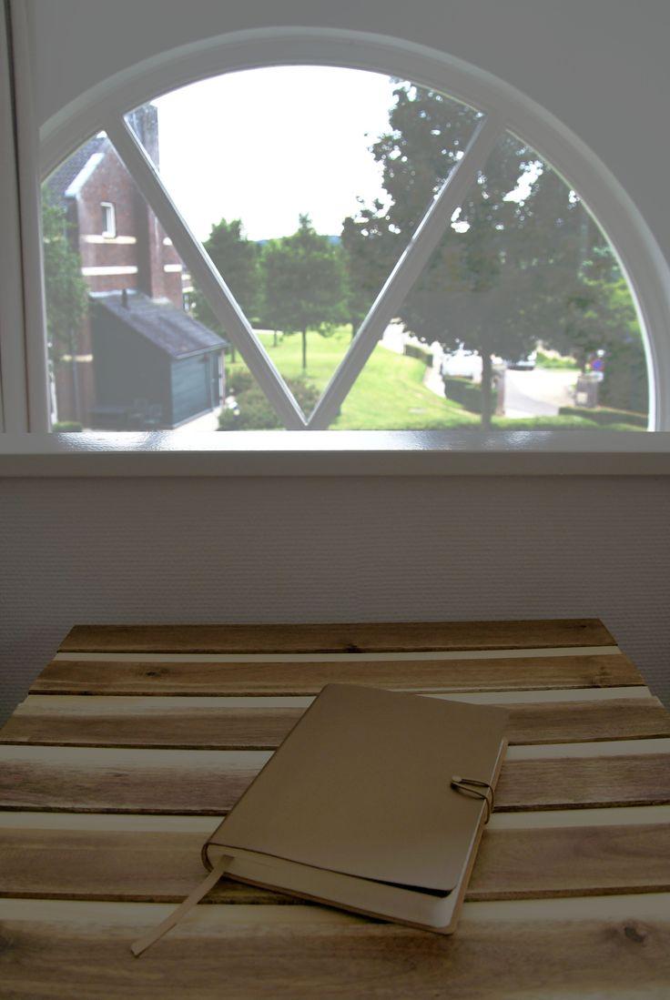detail, woonkamer | huisje 136 Mechelerhof