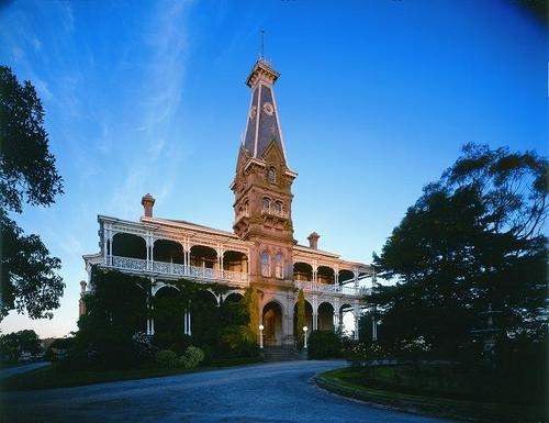 Rupertswood Mansion  @rupertswoodmans Sunbury Victoria Australia  Birthplace of the Ashes - famous cricket connection and beautifully restored function centre for weddings, conferences, private functions boutique accommodation