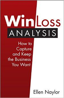 Do you want to win and retain more business? Learn why you really win & lose deals. Be guided to world-class results with Ellen's unique 12-step Win/Loss process.