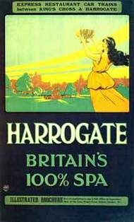 Harrogate 100% Spa