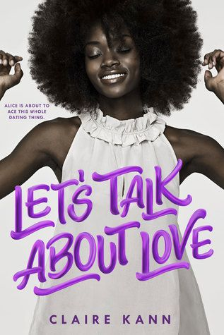 Lisa Loves Literature: Blog Tour with Author Interview and Giveaway: Let's Talk About Love by Claire Kann