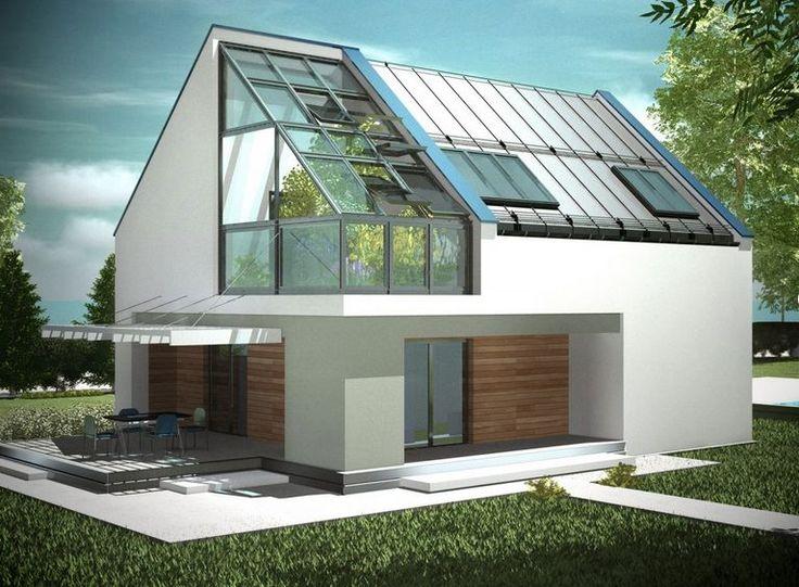 Proiecte de case pentru tineri moderni