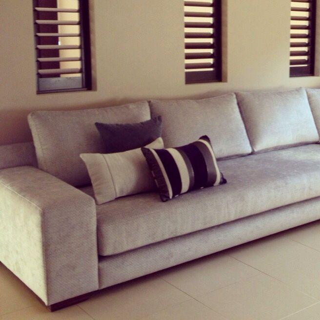 Custom sofa made to fit: Harbro furniture: Harbro.com.au