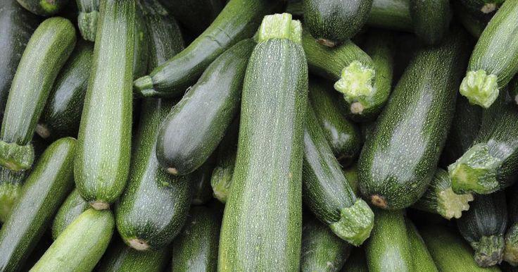 Zucchini tragen in kalten, verregneten Jahren oft nur wenig Früchte. Mit diesen Tricks können Sie den Ertrag deutlich steigern.