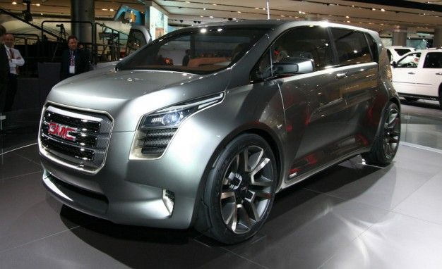 GMC Granite concept: The small(ish) GMC that never was, but might still be?